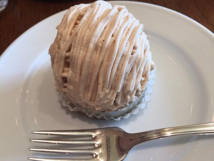 オーボンヴュータンのケーキが本当に美味しい