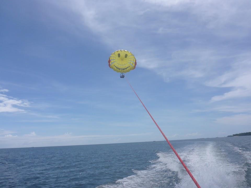 グリーン島で船から空からグレートバリアリーフを堪能した1日