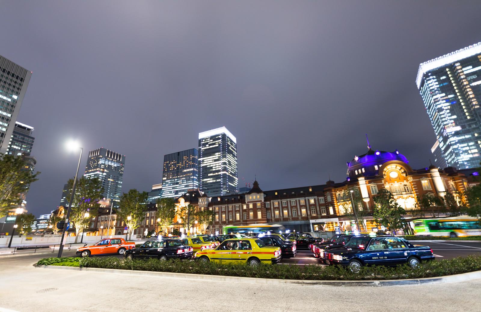 東京無線の配車アプリで好きな時に好きな場所にタクシーが呼べる!