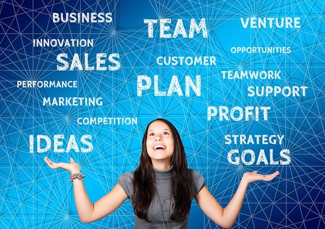 営業管理業務の改善提案を考えるためのステップ