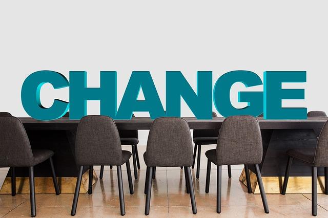 組織変更のシステム対応かんたんまとめ