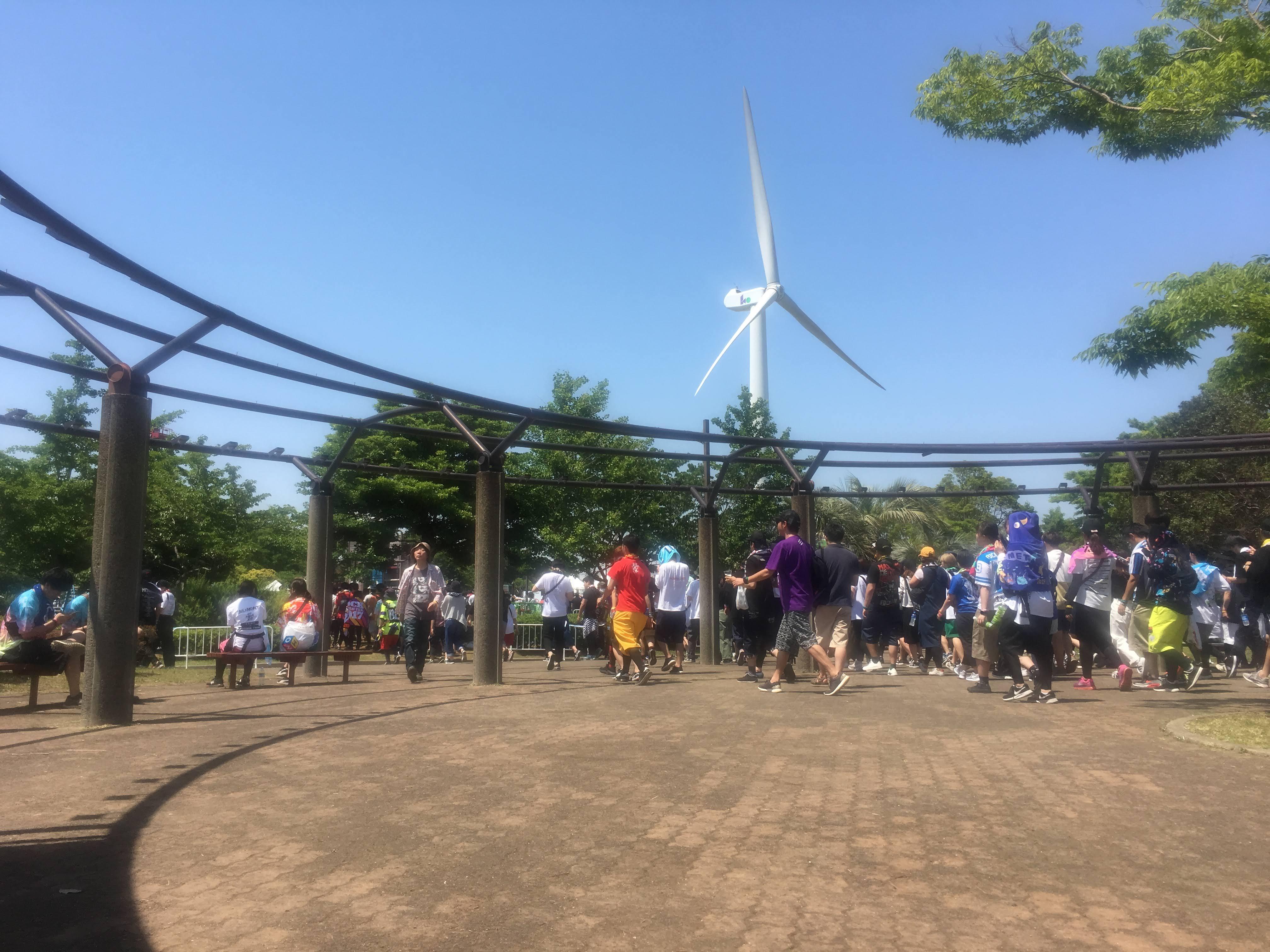 子連れで楽しめる野外音楽フェス METROCK 2019 TOKYO DAY1